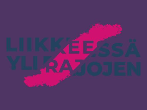 Logo Liikkeessaylirajojen